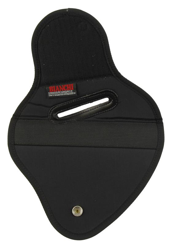 Holster Flap, RH, Ranger Hush, Model 4101, Black Nylon (Size 6-12)
