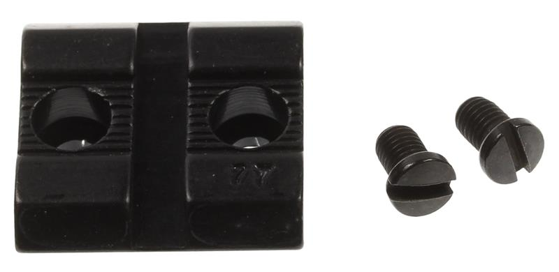 Scope Mount Base, Front, Top, #77, New Weaver