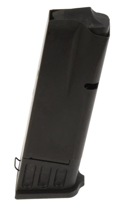 Magazine, 9mm, 10 Round, Phosphate, New (w/ Magazine Ejector Spring; Factory)
