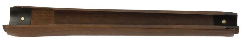 Handguard, Lower, Walnut w/Clips, New Reproduction