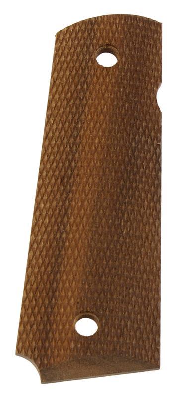 Grip, RH Only, Full Checkered Walnut, Used