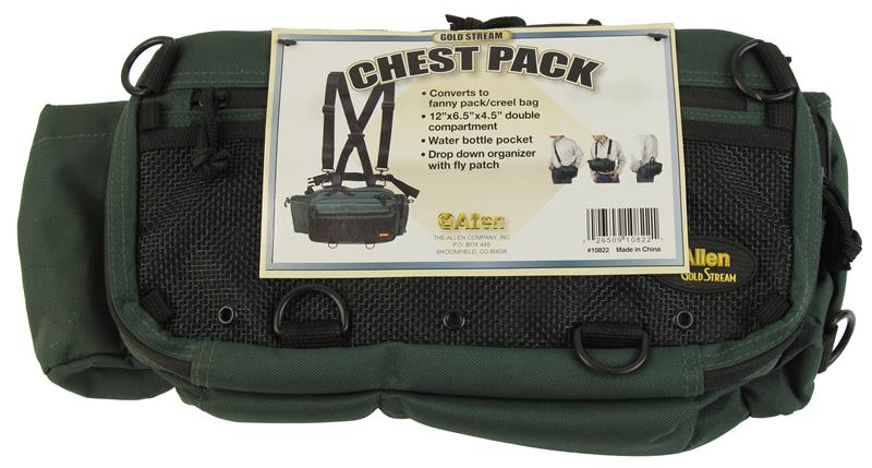 Chest Pack, 12