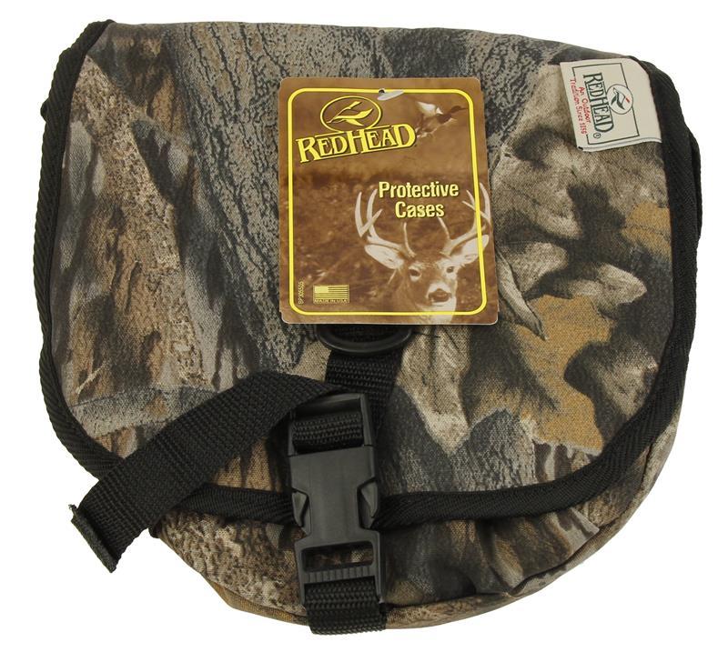 Ammo/Shell Bag, Protective, Mossy Oak Breakup, Redhead
