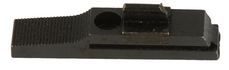 Front Sight Base, 1 Screw Type w/Ramp Insert, New Reproduction