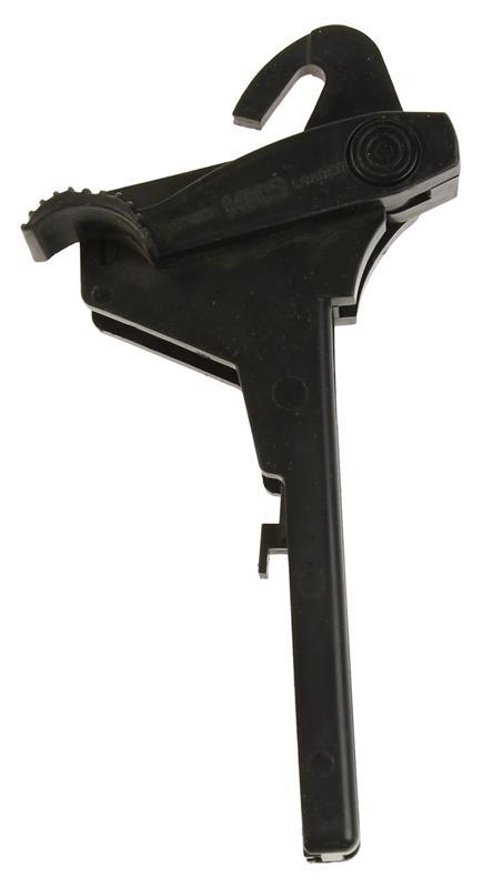 Magazine Loader, HKS #943, Adjustable, Black Polymer, Used HKS Mfg