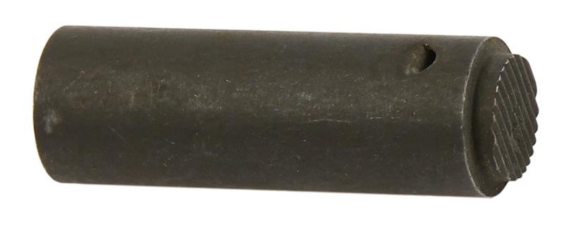 Recoil Spring Plug, Serrated Gray Parkerized, Used Factory