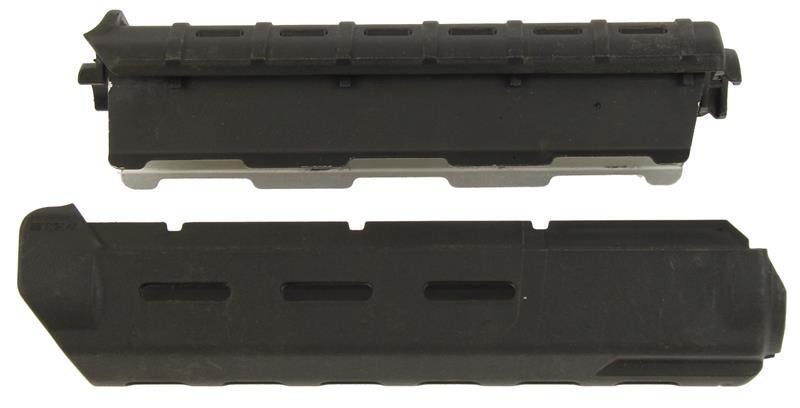 Forend, MOE M-LOK, Mid Length, Black Polymer, Used MagPul