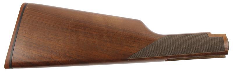 Stock, Straight Grip, Checkered Walnut w/Recoil Pad, Used Factory Original