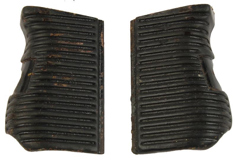 Grip Panel Set, Used Factory Original