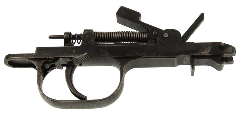 Trigger Guard Assembly, Milled