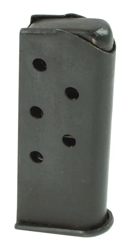 Magazine, Model WTP, .25 Cal., 6 Round, Original