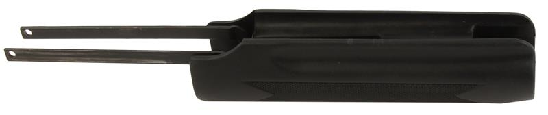Forend & Tube Assembly, 12 Ga., Checkered Black Synthetic, New Factory Original
