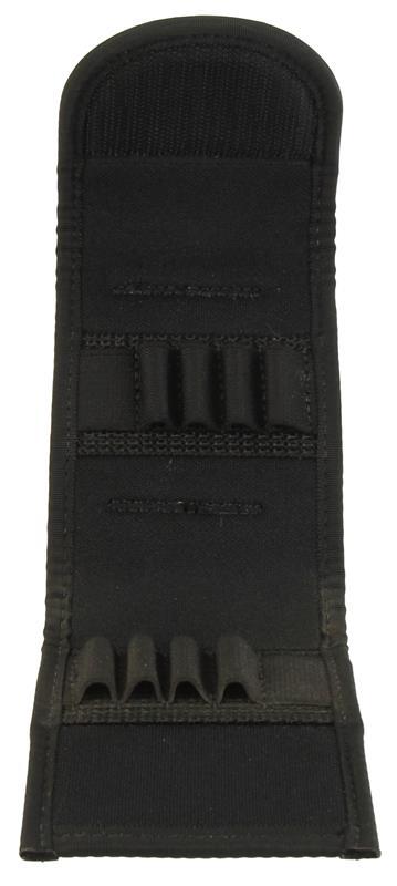 Cartridge Case,Magnum Folding Rifle,Velcro Closure,Black Nylon,New Uncle Mike's