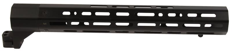 Handguard, For Saber SVS-A3 MRCS-AR Chassis, Aluminum, Vented w/Stud, New