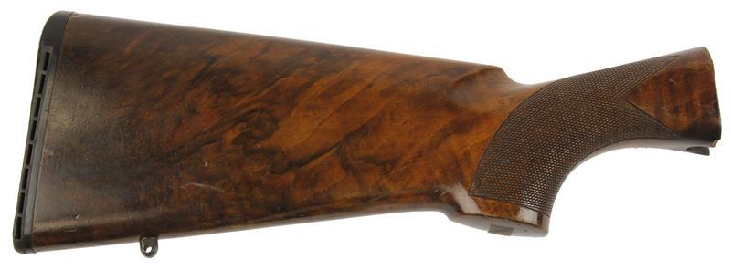 Stock, Eldorado Style, Checkered Walnut w/ Rifle Pad, Used Factory Original