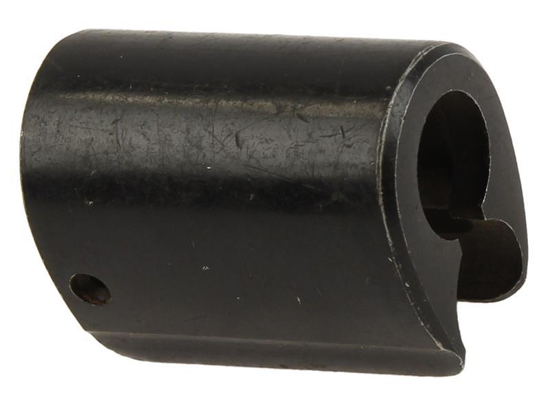 Forend Cap, .30-30 Class Caliber, Round Barrel, Black, Used Factory Original