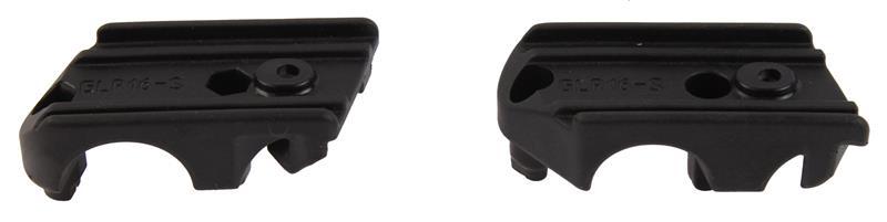 Cheek Riser Adaptors L&R, for Fab Defense GLR16-S Stock, New