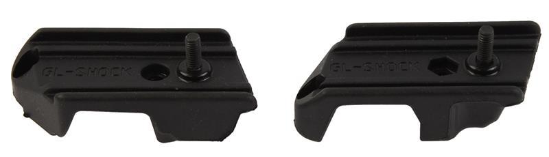 Cheek Riser Adaptors w/Adjusting Knob Screw, L&R, for Fab Defense GL-SHOCK Stock, New