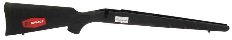 Stock, SA, RH, Black Checkered Synthetic w/Recoil Pad (16 Trophy Hunter XP)