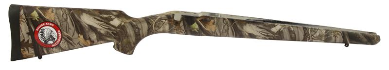 Stock, LA, RH, Next G-1 Camo Checkered Synthetic w/Recoil Pad, New Factory Orig