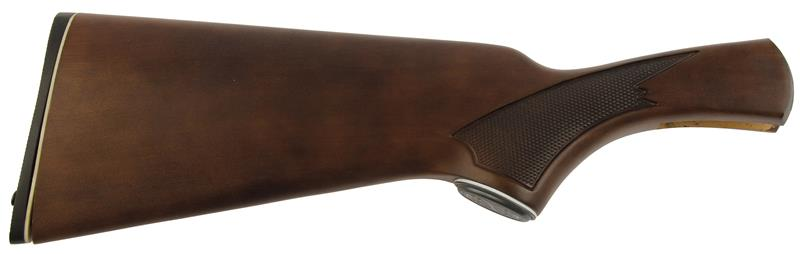 Stock Complete, Checkered w/Buttplate & Grip Cap, New