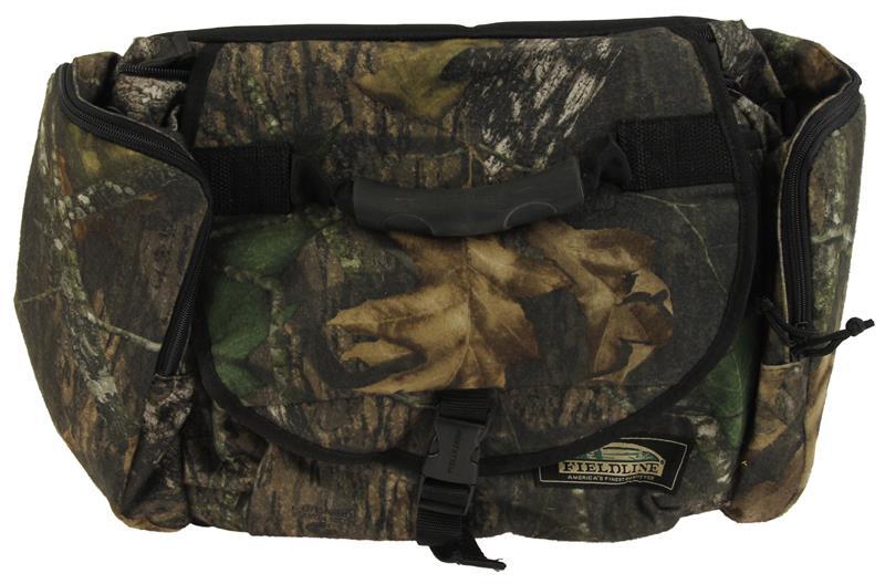 Accessory Bag, 4 Pocket, Mossy Oak Breakup Camo, Used Fieldline