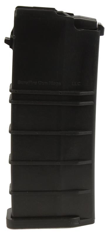 Magazine, .308 Cal., 25 Rd., Black Ploymer, New (Surefire Gun Mags Mfg)