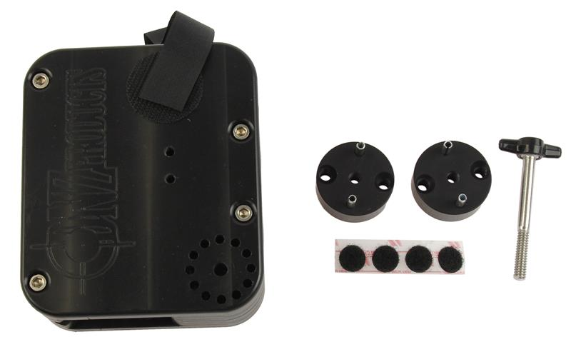 Holster Kit, Quick Release w/ Strap & Mounting Hardware, New (DNZ Mfg)