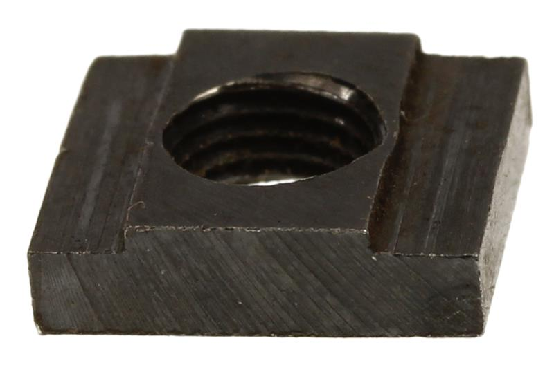 Rear Receiver Sight Aperture Nut, Used Factory Original - For #105 Rear Receiver