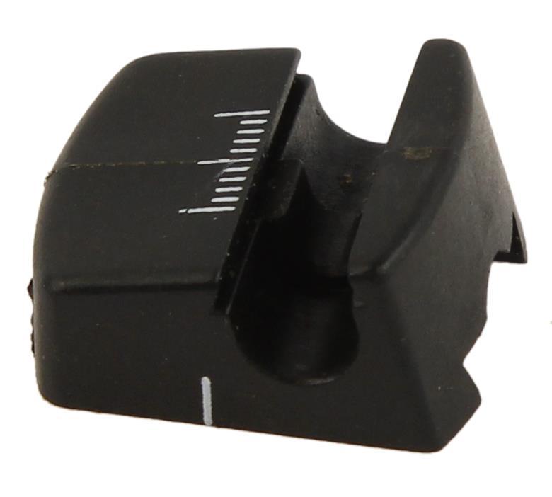 Rear Sight Slide, Plastic, Used Factory Original