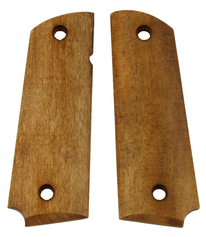 Grips, Full Size, Smooth Hardwood, Used Reproduction