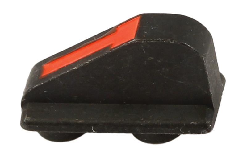 Front Sight, .340, Orange Bar, Dual Crimp, New Millett