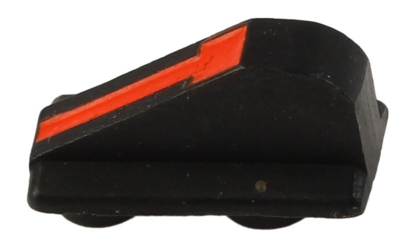 Front Sight, .312, Orange Bar, Dual Crimp, New Millett