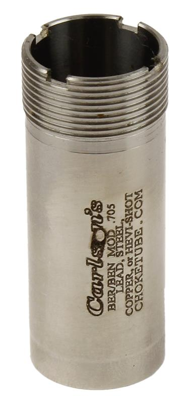 Choke Tube, 12 Ga, Modified Use w/Steel, Lead & Hevi Shot, New Carlson's Mfg