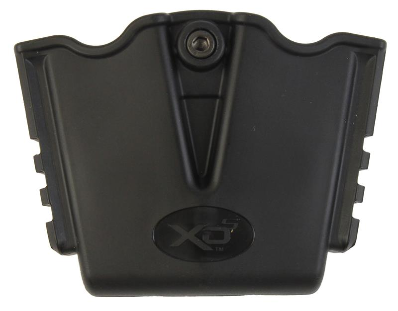 Magazine Pouch, Double, Fits 9mm and .40S&W, Used Factory Original