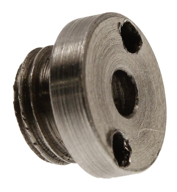 Firing Pin Bushing/Recoil Plate, Nickel, Used Factory
