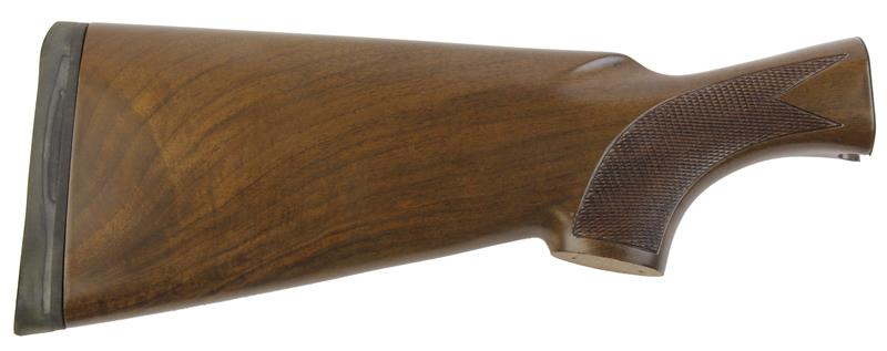 Stock, 12 Ga., Checkered Walnut w/Recoil Pad, No Grip Cap, Used Factory Original