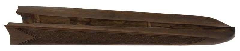 Forend, 20 Ga., Stripped, Walnut w/New Scottish Checkering, Used Factory Orig