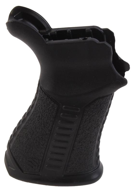 Pistol Grip, M4/AR15 Style, Black Textured Synthetic, New Factory Original