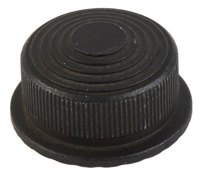Magazine Cap, Blued, Used Factory Original