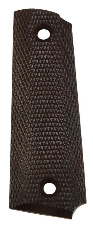 Grip, LH, Brown Plastic, Used