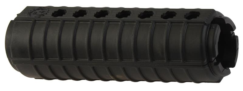 Handguard Set, 7 Hole, Black, Used Factory
