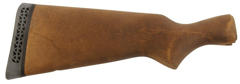 Stock, Walnut Finshed Oil Stained Hardwood w/Vent Recoil Pad, Used Factory