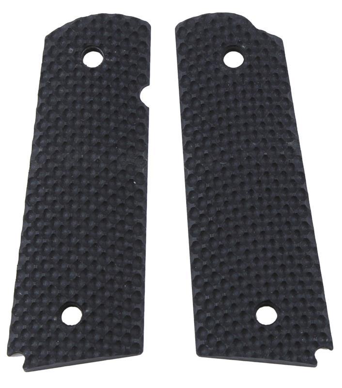 Grips, Simonich Gunner, G10 Material, Black, Used VZ Grips Mfg