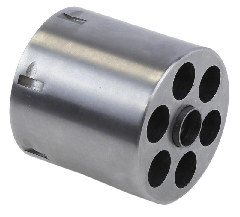 Cylinder, .41 RemMag, 6 Shot, Unfluted, Stainless, New Factory Original