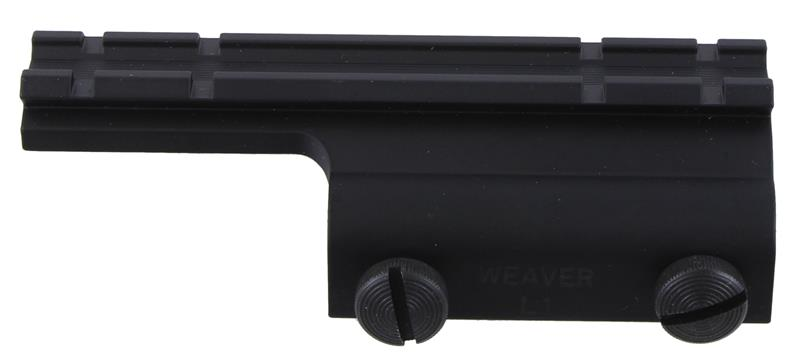 Converta-Mount Bracket, Matte Blued, New Weaver