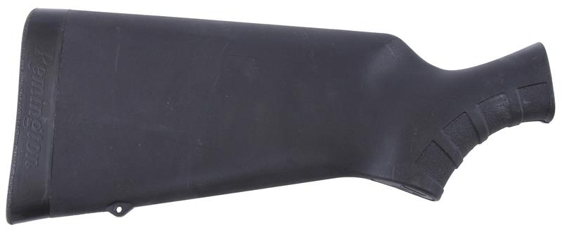 Stock Assembly, 12 Ga, Black, Used Factory - Use w/Forend Mfg #F301637