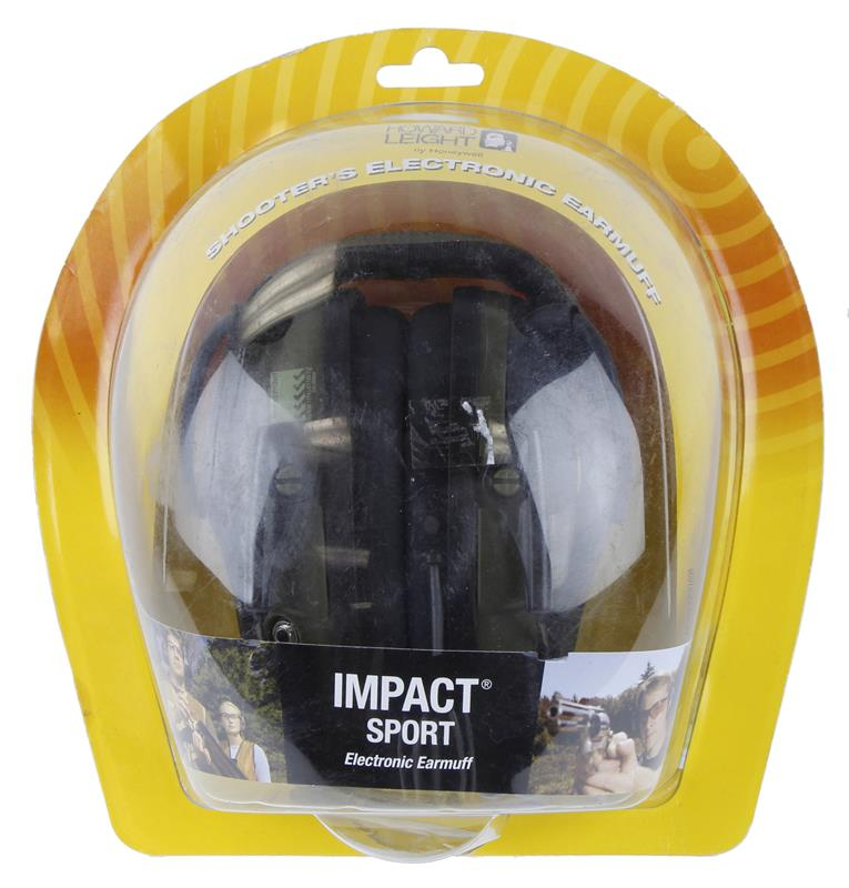 Electronic Earmuff, Noise Reduction Rating is 22 Decibels, New Honeywell Safety