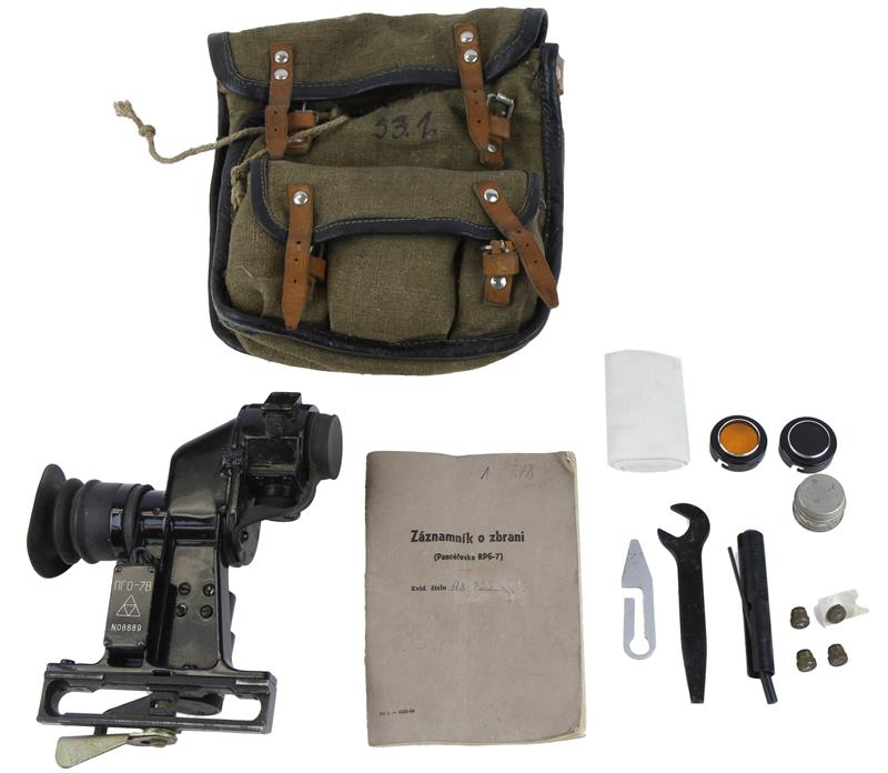 PGO-7V RPG Optic w/Basic Accessories