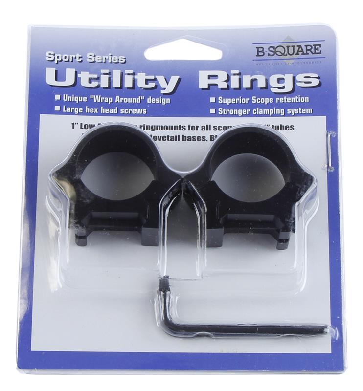 Scope Rings, 1